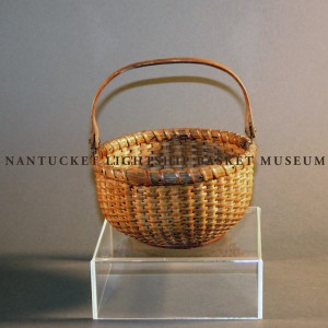 "Accession No. 924.5 A 5"" open round basket"