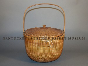 Accession No. 909 Mitchy Ray Basket
