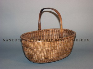 Accession No. 917 William D. Appleton Open Oval Basket