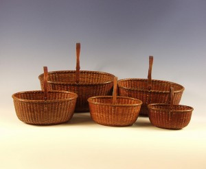 Davis Hall Baskets