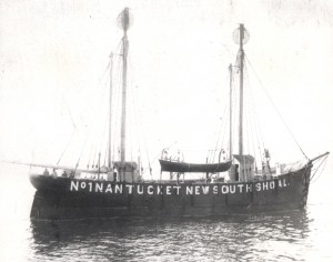 New South Shoal Lightship