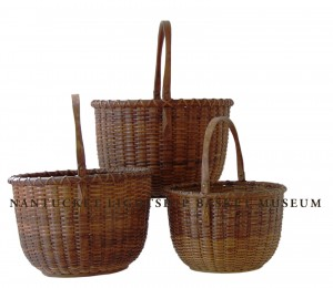 Permanent Collection Accession #992a Graduated Lightship Baskets